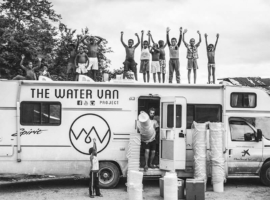 The water van project roadtrip