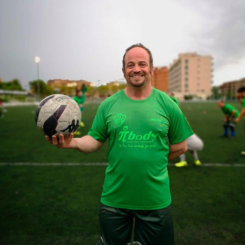 Unió Esportiva Balàfia fútbol inclusiu