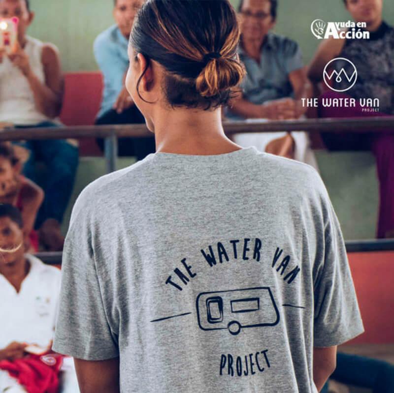 voluntariat llatinoamèrica the water van project