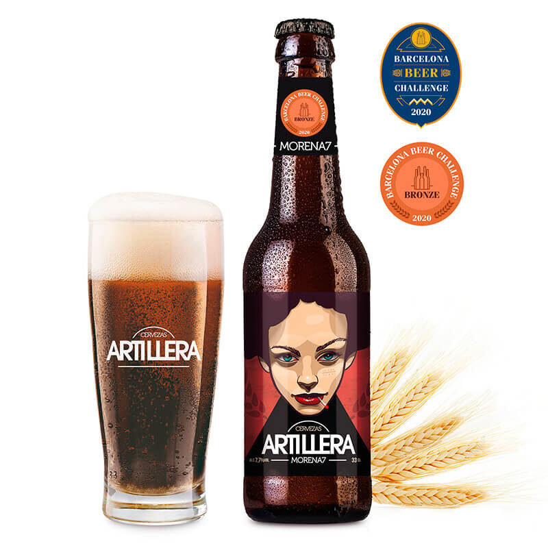comprar cerveza artesana doppelbock Artillera