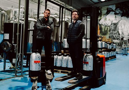 Click&Brew Fábrica Cerveza Colaborativa