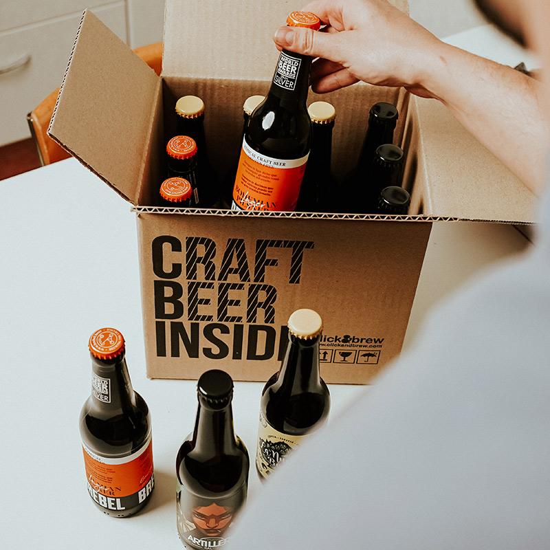 Pack degustació cervesa