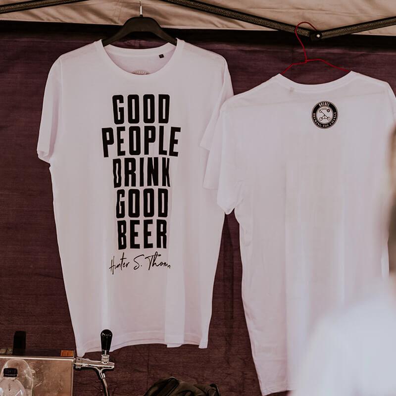 samarreta unisex cervesa Brebel