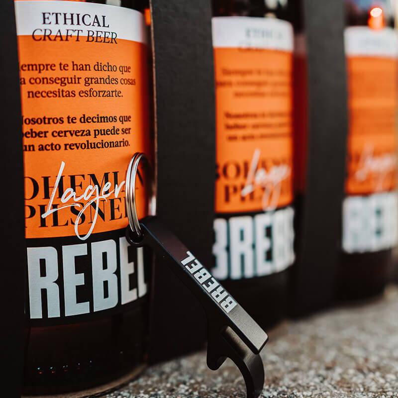 Comprar Pack Regal Obridor Cervesa Artesana Brebel
