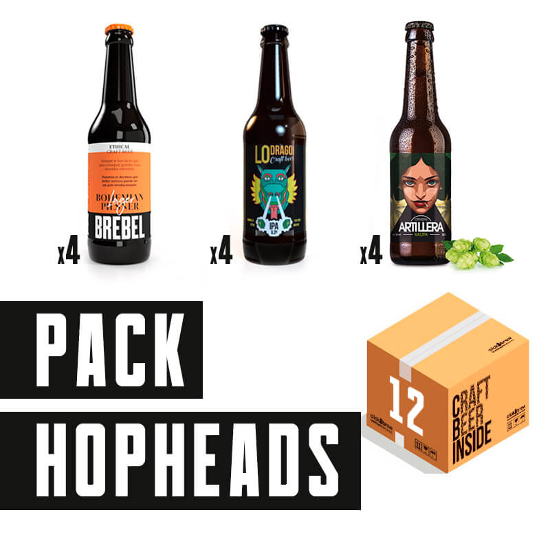 Pack Hopheads