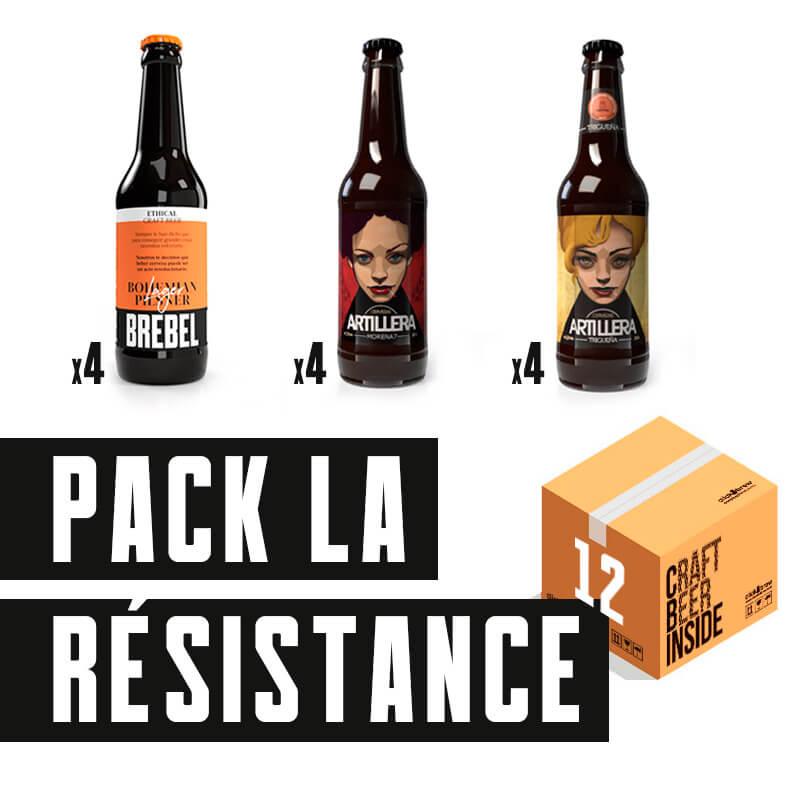 Pack La Résistance