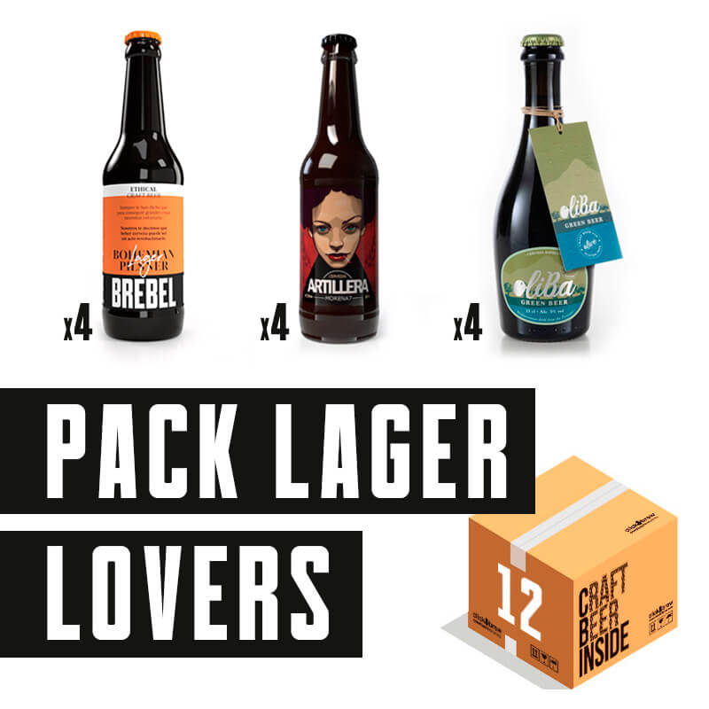 Pack Lager Lovers