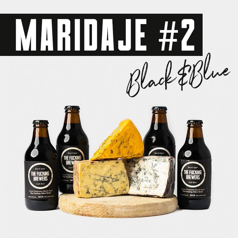 Maridatge #2 Black&Blue