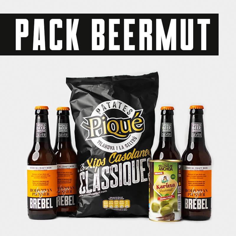 Pack Beermut